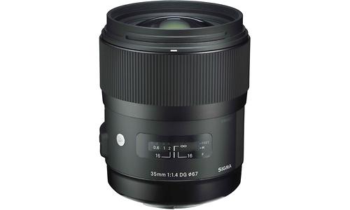 Sigma 35mm f/1.4 DG HSM Art (Nikon)