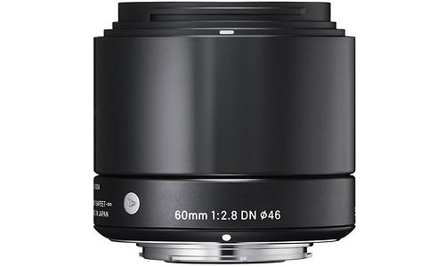 Sigma NEX 60mm f/2.8 DN Art Black (Sony)