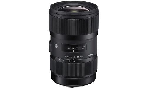 Sigma 18-35mm f/1.8 DC HSM Art (Pentax)