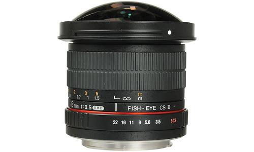 Samyang 8mm f/3.5 Fisheye MC (Canon)