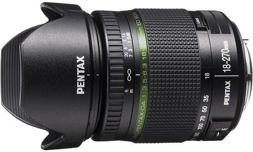 Pentax DA 18-270mm f/3.5-6.3 ED SDM