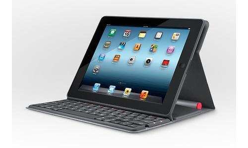 Logitech Solar Folio iPad Case