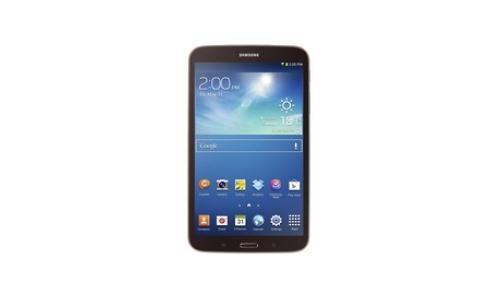 "Samsung Galaxy Tab3 8"" 4G Black"