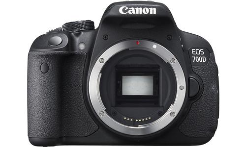 Canon Eos 700D 18-55 + 55-250 kit
