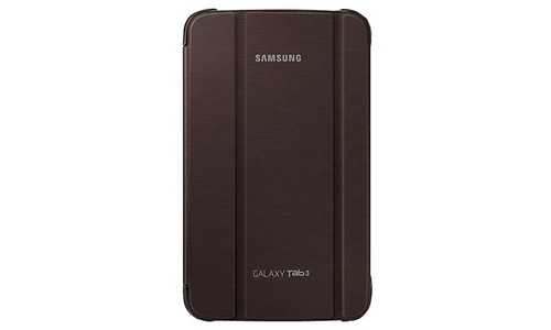 """Samsung Book Cover Brown (Tab3 7"""")"""