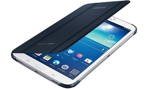 "Samsung Book Cover Blue (Tab3 8"")"