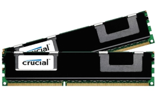 Crucial 16GB DDR3-1600 CL11 kit