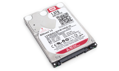 "Western Digital Red 1TB (2.5"")"