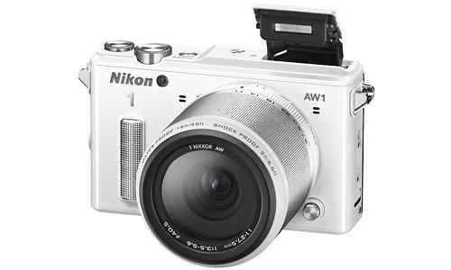 Nikon 1 AW1 11-27.5 kit White