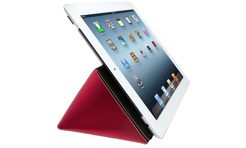 Kensington Folio Expert Cover Stand Red (iPad)