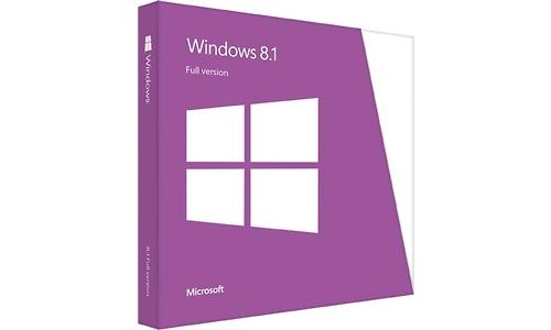 Microsoft Windows 8.1 64-bit NL