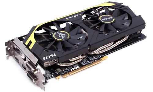 MSI Radeon R9 270X Hawk 2GB