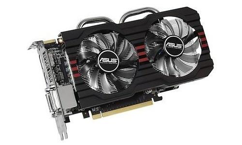 Asus Radeon R7 260X DirectCu II 2GB