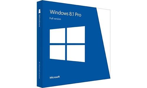 Microsoft Windows 8.1 Pro 64-bit EN