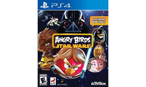Angry Birds Star Wars (PlayStation 4)