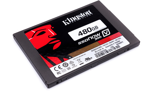Kingston SSDNow V300 480GB (Micron)