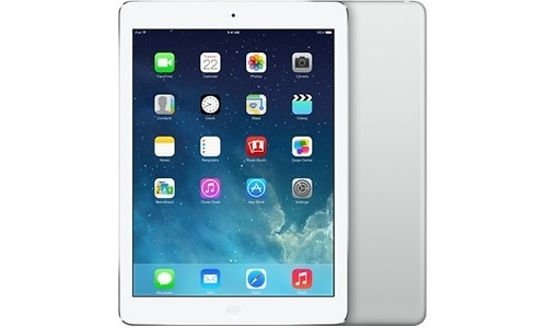 Apple iPad Air WiFi 64GB Silver