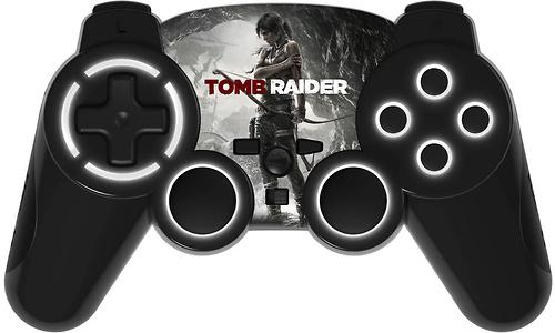 BigBen Wireless Controller, Tomb Raider (PS3)
