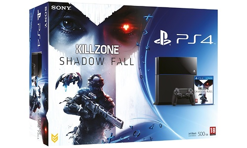 Sony PlayStation 4 500GB + Killzone, Shadow Fall