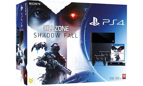 Sony PlayStation 4 500GB + Killzone, Shadow Fall + Camera