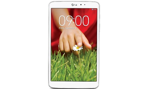 "LG G Pad 8.3"" White"