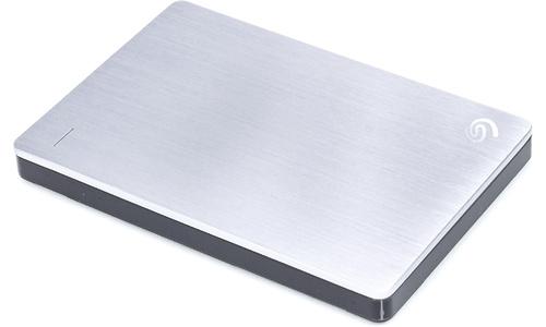 Seagate Backup Plus Portable 1TB Silver
