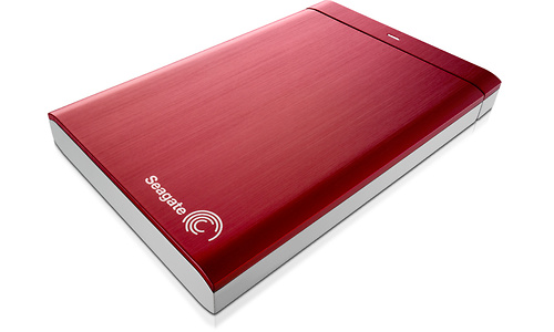 Seagate Backup Plus Portable 1TB Red