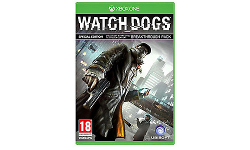 Watch Dogs Special Edition (Xbox One)