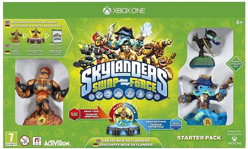 Skylanders: Swap Force (Xbox One)
