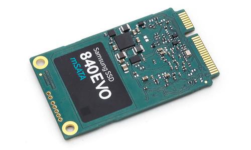 Samsung 840 Evo 120GB (mSata)