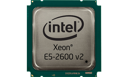 Intel Xeon E5-2660 v2 Tray