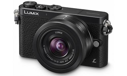 Panasonic Lumix DMC-GM1 12-32 kit Black