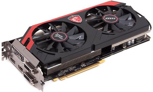 MSI Radeon R9 290 Gaming 4GB