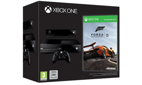 Microsoft Xbox One 500GB + Forza 5