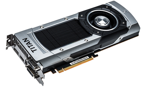 Gigabyte GeForce GTX Titan Black 6GB