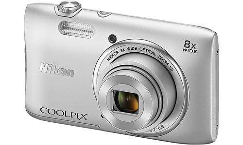 Nikon Coolpix S3600 White