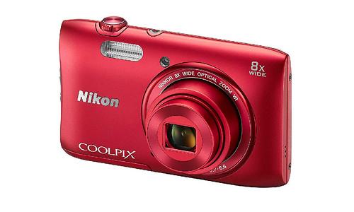 Nikon Coolpix S3600 Red