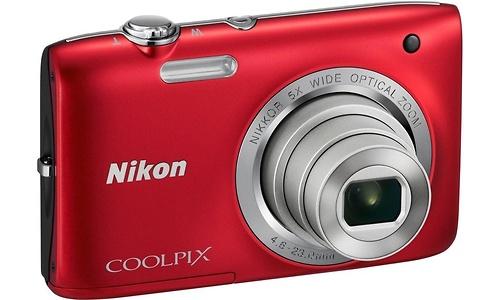 Nikon Coolpix S2800 Red