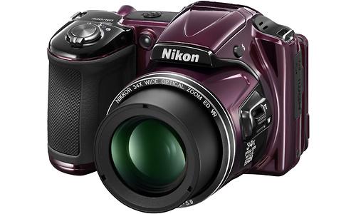 Nikon Coolpix L830 Purple