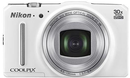 Nikon Coolpix S9700 White