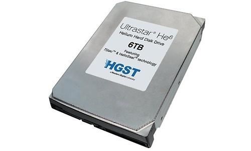 HGST Ultrastar He6 6TB (SAS)