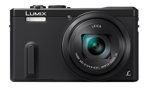 Panasonic Lumix DMC-TZ60 Black