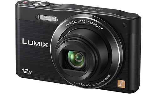 Panasonic Lumix DMC-SZ8 Black
