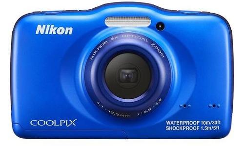 Nikon Coolpix S32 Blue