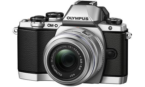 Olympus E-M10 Silver 14-42 kit