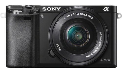 Sony Alpha A6000 16-50 kit Black