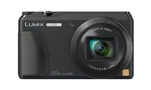 Panasonic Lumix DMC-TZ55 Black