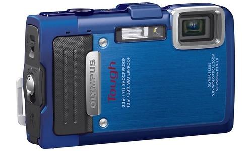 Olympus Stylus Tough TG-835 Blue