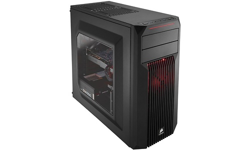 Corsair Carbide Spec-02 Window Red Led