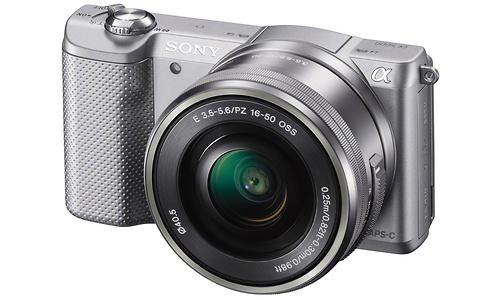 Sony Alpha A5000 16-50 kit Silver